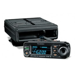 Yaesu FTM-10E mobilstation 144/430 MHz 50/40 W