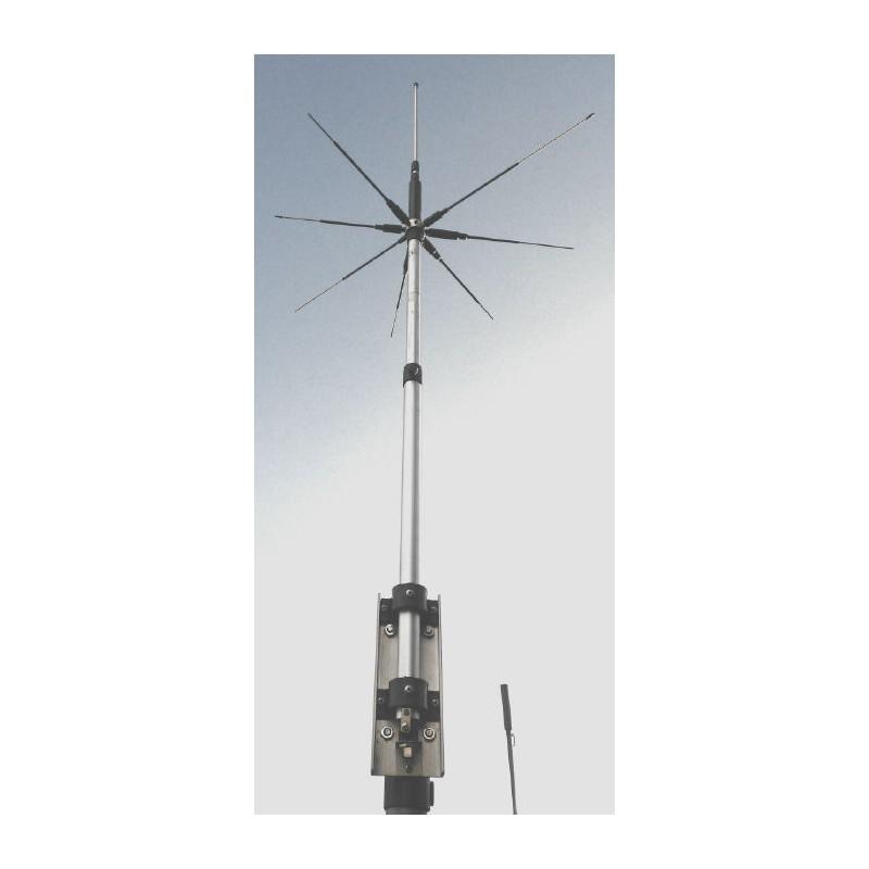 Sandpiper MV-10 Vertikalantenn 1.8 - 57 MHz
