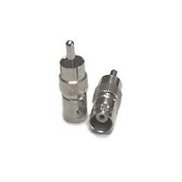 Adapter BNC (hona) / RCA (hane)