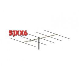 5JXX6, 5 element yagi 50Mhz