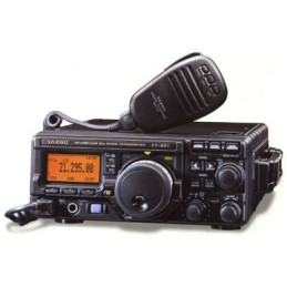 Yaesu FT-897D HF/VHF/UHF 100 W All mode