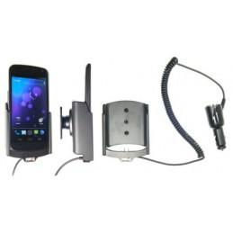 Brodit - Aktiv hållare med cigg-kontakt för Samsung Galaxy Nexus GT-I9250