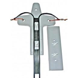 Ladder-Loc™ Dragavlastning för bandkabel