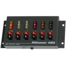 RIGrunner 4005C inkl 5par med PowerPole® kontakter