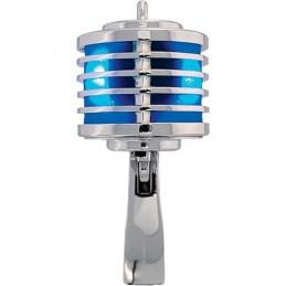 Heil Fin mikrofon med blå LED