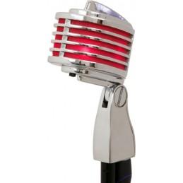 Heil Fin mikrofon med röd LED