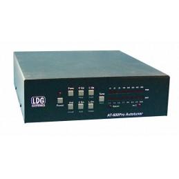 LDG AT-600Pro-II Automatisk antennavstämningsenhet, 600 W