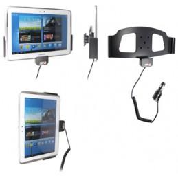 Brodit - Aktiv hållare med cigg-kontakt. - Samsung Galaxy Note 10,1