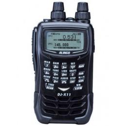 Alinco DJ-X11 Scanner med SSB