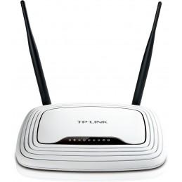 TP-LINK TL-WR841ND trådlös router med 4-ports switch, 300Mbps, 802.11b/g/n