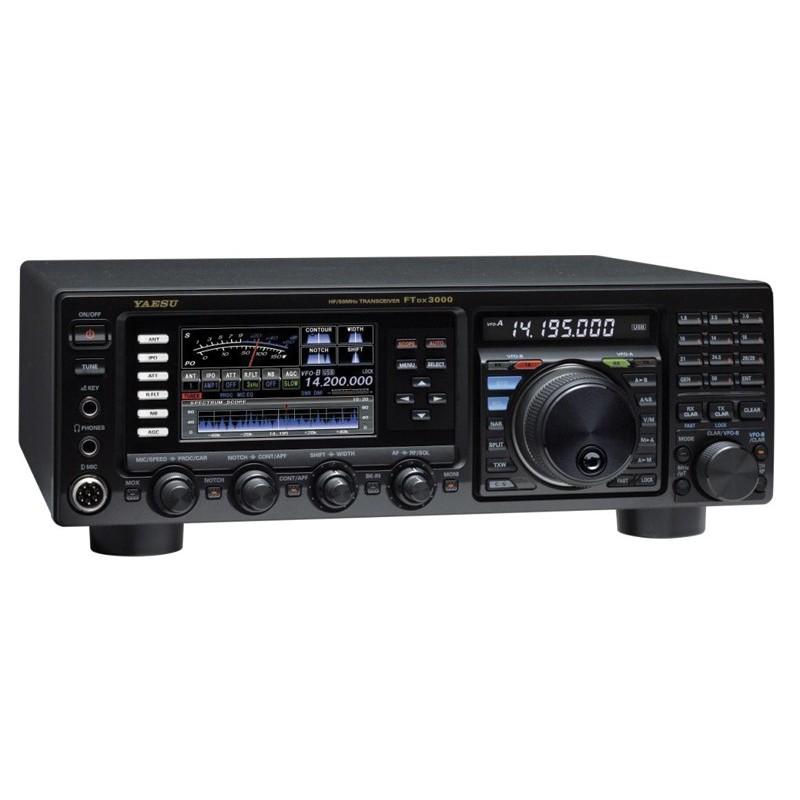 Yaesu FTDX-3000 HF/50 MHz transceiver
