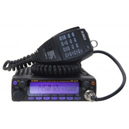 Alinco DR-635 Dual-band mobilstation 144/430 MHz 50/35 W inkl DTMF
