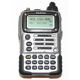 Yaesu VX-7R vattentät trebands magnesiumradio