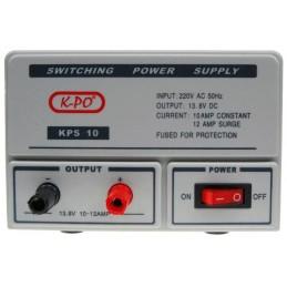 K-PO KPS 10 13,8V 10-12A