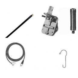 Firestik FG4 Kit , Kräver ej jordning
