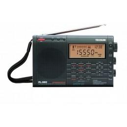 Tecsun PL-660 Reseradio med SSB