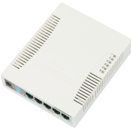 MikroTik/RouterBOARD RB260GS smart switch