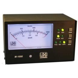 LDG M-1000 Swr/pwr mätare för AT-1000Pro-II