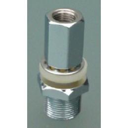3/8 antenn fäste för montering på plåt