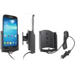 Brodit - Aktiv hållare med cigg-kontakt för Samsung Galaxy S4 GT-I9505