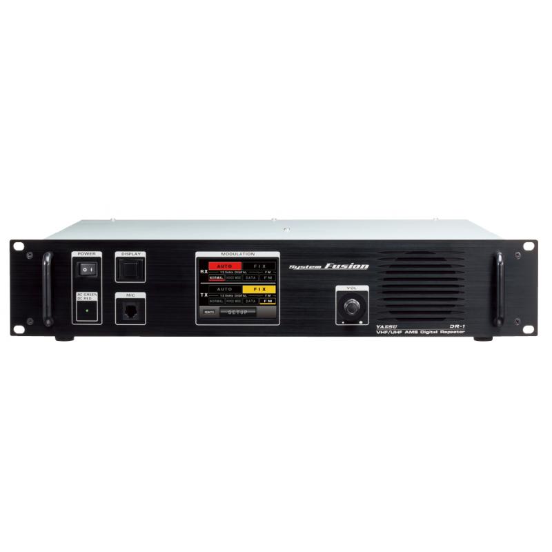 Yaesu DR-1XE 144/430Mhz C4FM/FM Digital Repeater