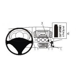 Brodit Proclip - Angled mount , Mitsubishi L200