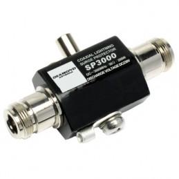 Diamond SP-3000 Transientskydd DC-3GHz N-hona/N-hona