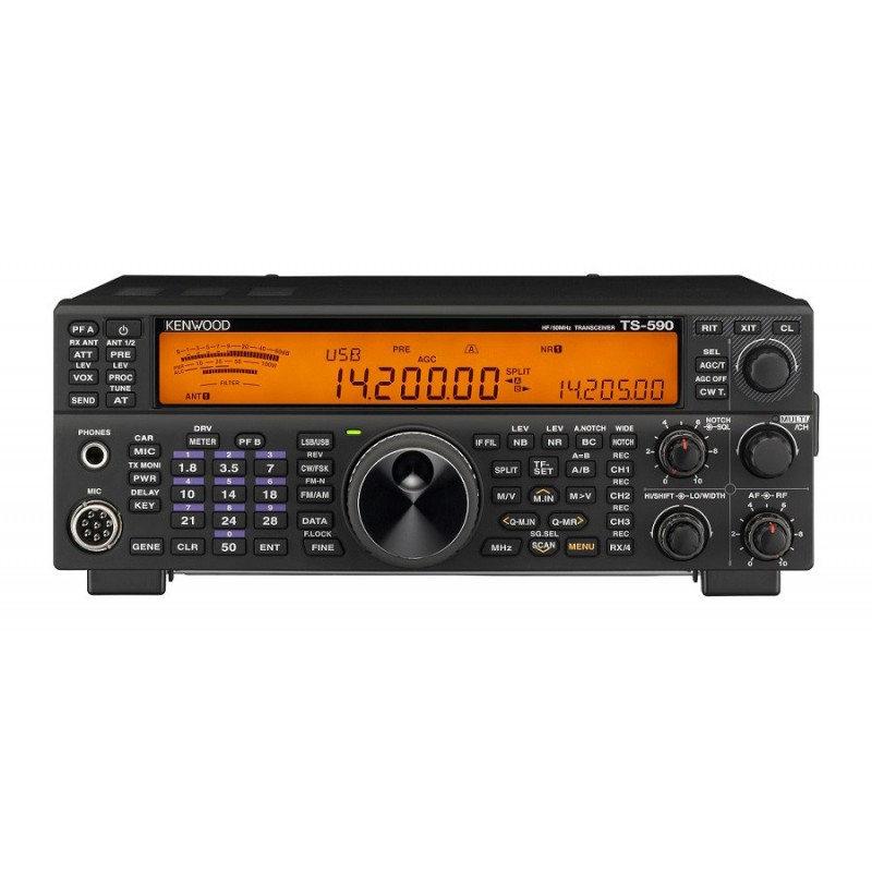 Kenwood TS-590SG HF & 50MHz