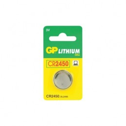 Batteri CR2450 Lithium cell 1-pack
