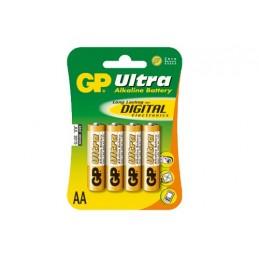 Batteri AA 1.5v 4-pack
