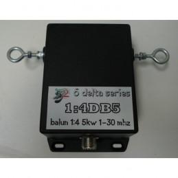 EAntennas Balun 1:4 5000w 1-54 MHz