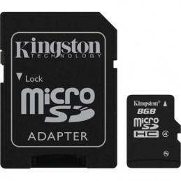 Minneskort, microSDHC, 8GB