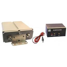 LDG RT-600  Fjärrstyrd antenntuner för 1,8-54 MHz