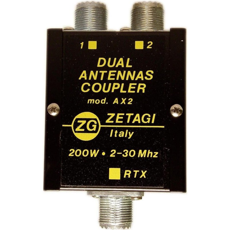 Zetagi AX2 2-30Mhz, 200W