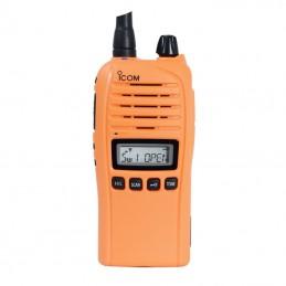 Icom ProHunt Advanced Jaktradiopaket Orange