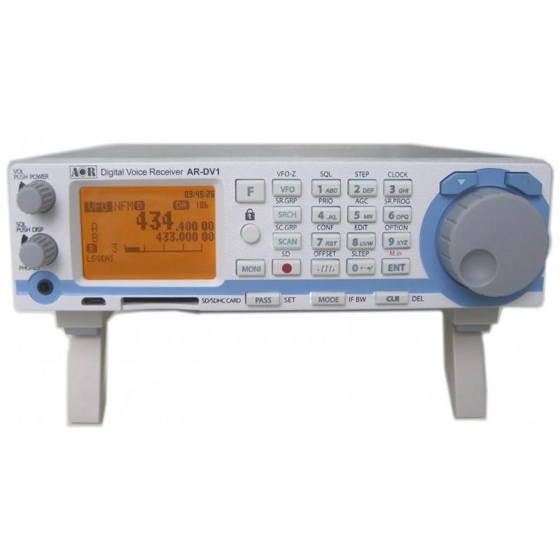 AOR AR-DV1 Digtal mottagare 100kHz-1300MHz