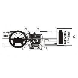 ProClip - Volvo V-S-C70 97-00
