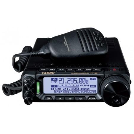 Yaesu FT-891 160-6m 100w