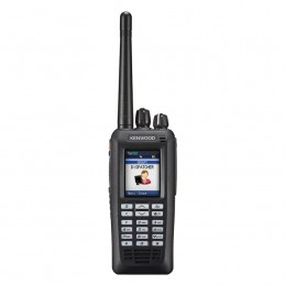 Kenwood TK-D200GE, DMR 136-174MHz GPS, Display, Full Keypad
