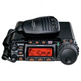 Yaesu FT-857 HF/144/432Mhz Beg