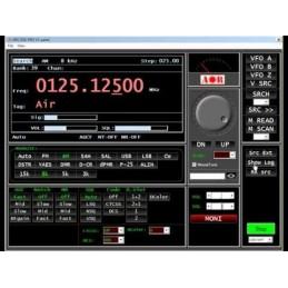 Butel ARC DV1 Pro Mjukvara till AOR DV-1