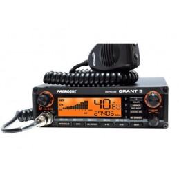 27MHZ Am/Fm/Ssb paket med antenn för backspegel