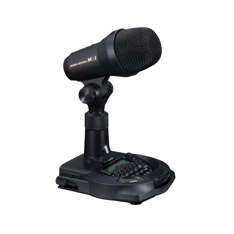 Yaesu M1 Bordsmikrofon