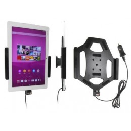 Brodit - Aktiv hållare med cigg-kontakt - Sony Xperia Z4 Tablet
