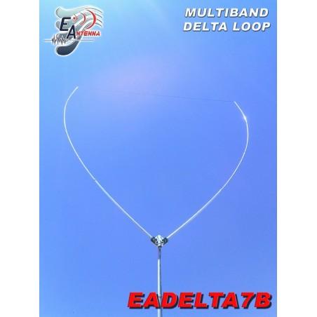 EAntenna EADELTA7B Delta Loop 7 Bands 1kW