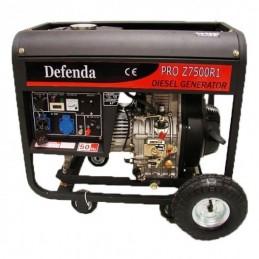 Dieselelverk Defenda PRO Z7500R1