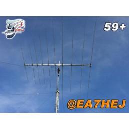 EAntenna 59+ 10El 10-12-15-17-20m