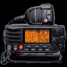 Standard GX2200E med GPS och AIS-mottagare, 25 W