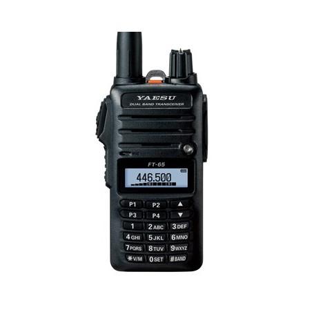 Yaesu FT-65E 144/430Mhz