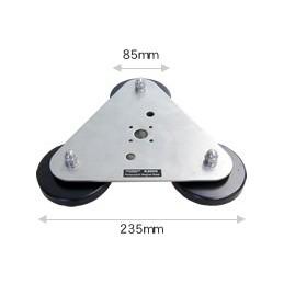 Diamond K-3000 Magnetfot